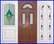 Műanyag ajtó és ablak. GEALAN ajtó, GEALAN ablak. S-LINE műanyag bejárati ajtó