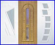Műanyag ajtó és ablak. GEALAN ajtó, GEALAN ablak. GAVA PLAST műanyag bejárati ajtó