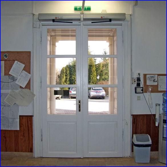 Ajtónyitó referencia - Dunaharaszti Városháza