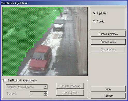EuroVideo megfigyelő rendszer