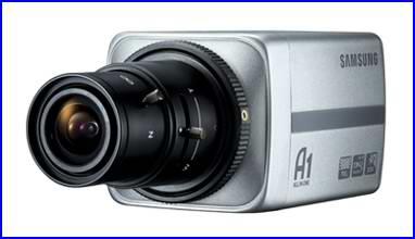 SAMSUNG SCB-2001 biztonsági kamera, éjjellátó biztonsági kamera