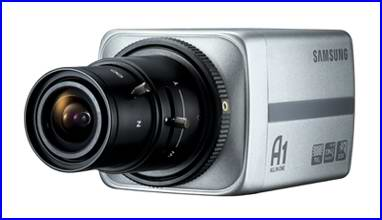 SAMSUNG SCB-2001 biztons�gi kamera, �jjell�t� biztons�gi kamera