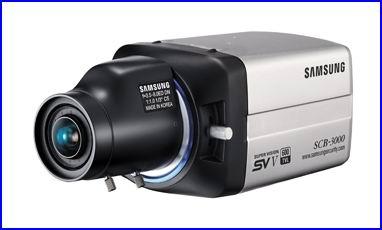 SAMSUNG SCB-3000 biztonsági kamera, éjjellátó biztonsági kamera