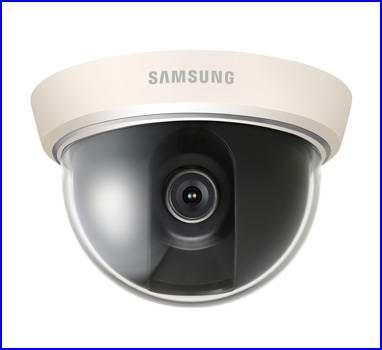 SAMSUNG SDC-2010 és SCD-2030 biztonsági kamera, éjjellátó biztonsági kamera, dóm biztonsági kamera