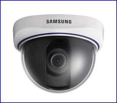 SAMSUNG SID-50 biztonsági kamera, éjjellátó biztonsági kamera, dóm biztonsági kamera
