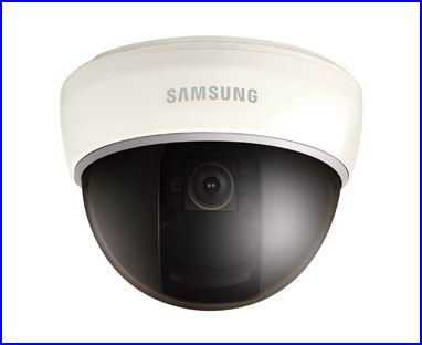 SAMSUNG SDC-2020 biztons�gi kamera �s SCD-2040 biztons�gi kamera, �jjell�t� biztons�gi kamera, d�m biztons�gi kamera