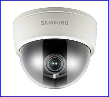 SAMSUNG SCD-2080 biztonsági kamera, dóm biztonsági kamera, éjjellátó biztonsági kamera