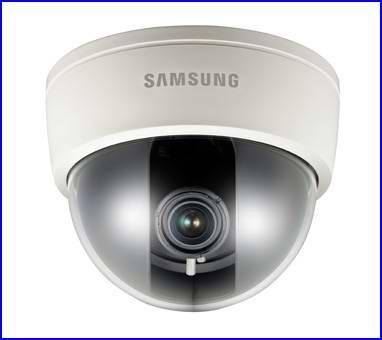 SAMSUNG SCD-3080 biztonsági kamera, éjjellátó biztonsági kamera, dóm biztonsági kamera