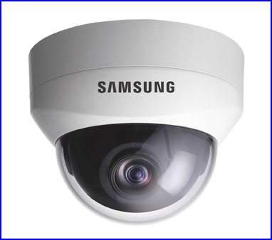SAMSUNG SID-500 biztonsági kamera, éjjellátó biztonsági kamera, dóm biztonsági kamera