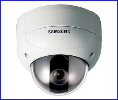 SAMSUNG SVD-4300 biztons�gi kamera, �jjell�t� biztons�gi kamera, d�m biztons�gi kamera
