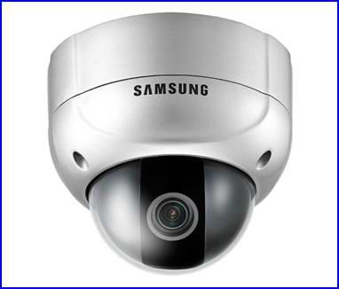 SAMSUNG SVD-4600 biztonsági kamera, dóm biztonsági kamera, éjjellátó biztonsági kamera