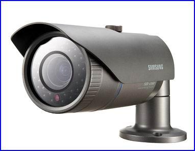 SAMSUNG SIR-4160 biztonsági kamera, éjjellátó biztonsági kamera, infra biztonsági kamera