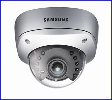 SAMSUNG SIR-4250 biztonsági kamera, éjjellátó biztonsági kamera, infra biztonsági kamera