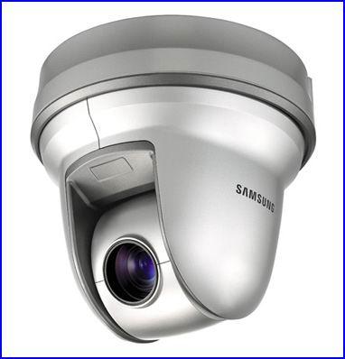 SAMSUNG SPD-1000 biztonsági kamera, éjjellátó biztonsági kamera, PTZ biztonsági kamera