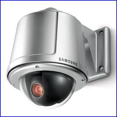 SAMSUNG SPD-2700 biztons�gi kamera, �jjell�t� biztons�gi kamera, PTZ biztons�gi kamera