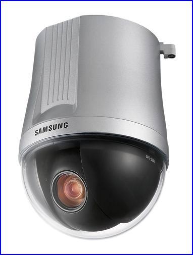 SAMSUNG SPD-3300 biztons�gi kamera, �jjell�t� biztons�gi kamera, PTZ biztons�gi kamera
