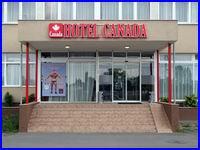 Biztonságtechnika referencia - Hotel Canada