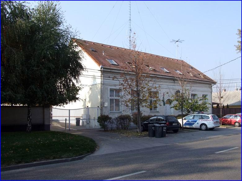 Biztonságtechnika referencia Budapest XXIII kerületi Rendőrkapitányság