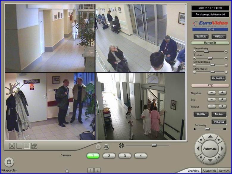 Biztonságtechnika referencia - Semmelweis Egyetem 1. számú belklinika