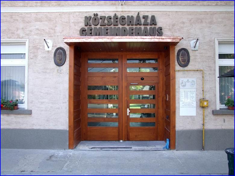 Biztonságtechnika referencia - Taksony Községháza