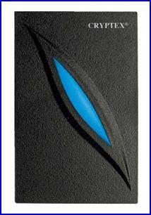 CRYPTEX beléptető rendszer CR-421RB kártyaolvasó
