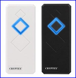 CRYPTEX beléptető rendszer CR-731RW és RB kártyaolvasó