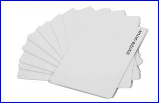 CRYPTEX beléptető rendszer CR-01 proximity beléptető kártya