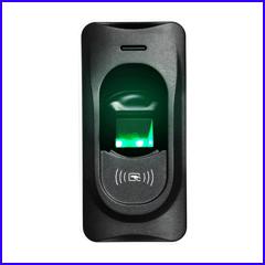 CRYPTEX beléptető rendszer CR-1200 ujjlenyomat és kártya segédolvasó CR-F1006 mesterterminálhoz