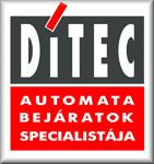 DITEC az automata bejáratok specialistája