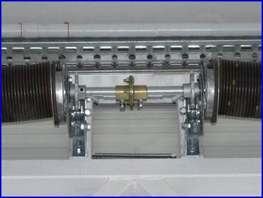 DITEC ipari kapu rugótörés elleni biztosítás