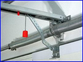 ECOTOR garázskapu tehermentesítő motorkonzol