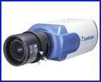 GEOVISION 1,3 megapixel felbontású IP biztonsági kamera - megfigyelő rendszer