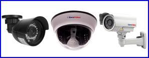 EUROVIDEO biztonsági kamera - biztonságtechnika
