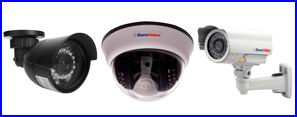 EUROVIDEO biztons�gi kamera - biztons�gtechnika
