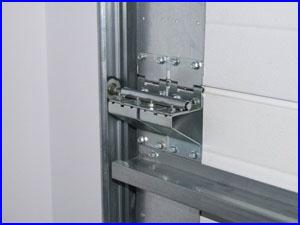 ECOTOR ipari kapu - 5 méter szélességtől belső merevítő bordák