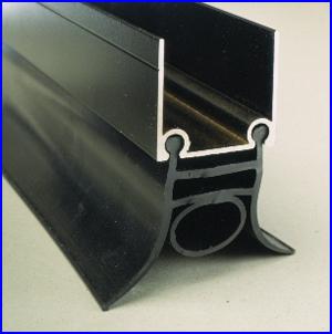 ECOTOR ipari kapu szoknyás gumiprofil