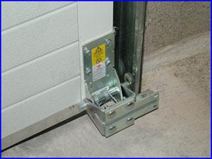 ECOTOR ipari kapu zuhanás gátló - kábelszakadás elleni védelem