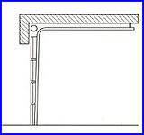 ECOTOR ipari kapu - normál sínvezetés