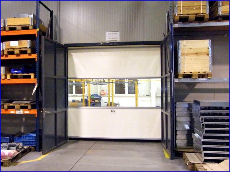 Ipari gyorskapu referencia - Kuka Robotics - Füzesgyarmat