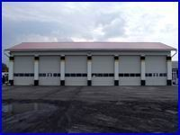 ERSTO Kft - 6 db ipari kapu