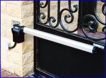 FAAC-412 elektromos kapunyit� szett sz�rnyas kapukra