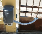 DITEC FACIL csuklókaros kapunyitó szárnyas kapukhoz