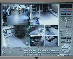 EUROVIDEO számítógép alapú megfigyelő rendszer, biztonsági kamera rendszer