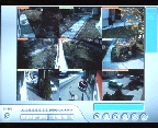 GEOVISION számítógép alapú megfigyelő rendszer, biztonsági kamera rendszer
