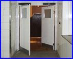 DITEC szárnyas automata ajtó