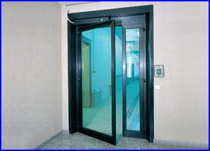DITEC sz�rnyas automata ajt� �s ajt�nyit�
