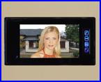 KAPUTECHNIKA - FUTURA nagyképernyős - 17,5 cm - színes videós kaputelefon.
