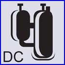 Nagy hatékonyságú DC inverteres klíma