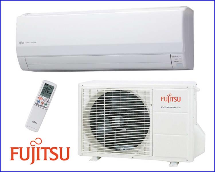 Fujitsu inverteres klíma akció 10 év garanciával