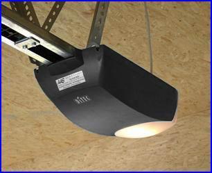 DITEC GLOBE kapunyitó felkapcsolja a világítást